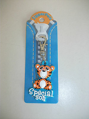 Zipper Pal Bag Charm - Special Son