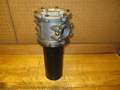 Parker IL41L10E4MC25FMN Hydraulic Filter Assembly  300psi