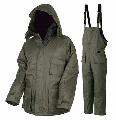 Prologic NEW Green Thermo Comfort Fishing Waterproof  Jacket OR Bib & Brace