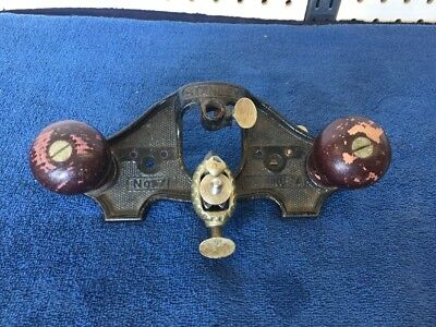 Vintage Stanley No 71 Plane Hand Router