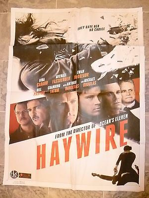 Haywire -  First Release Asian Cinema  Poster