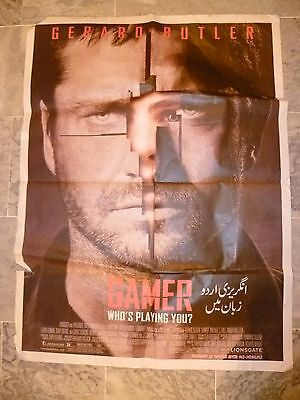 Gamer  -  First Release Asian Cinema  Poster