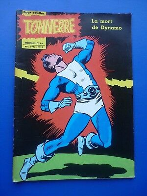 Editions REMPARTS  :  TONNERRE  N° 8 -  1967  -  TBE