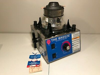 The Breeze COTTON CANDY  (Fairy Floss) Machine - COMMERCIAL QUALITY - 3030