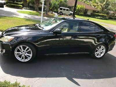 2007 Lexus IS  Lexus IS250 07 Good Condition