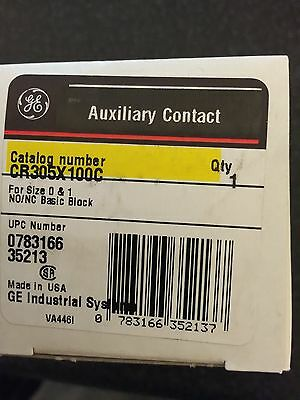 GE Industrial Solutions CR305X100C GENERAL ELECTRIC
