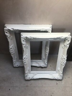 Two Antique Style Frames