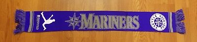 Pearl Jam Mike McCready Scarf Seattle Mariners CCFA Limited Edition SGA Vedder