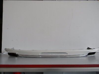 Genuine Mercedes AMG Style Diffuser and tail pipes Mercedes W218 CLS nr.1654