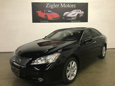 2009 Lexus ES Base Sedan 4-Door 2009 Lexus ES350 Black,Premium Pkg ,42kmi Clean Carfax