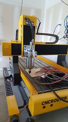 5x2 cnc machine. Router. Wood and metals. Blue Elephant brand new.