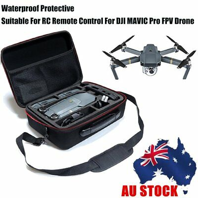 WaterProof Carry Case Storage Shoulder Bag For DJI Mavic Pro Drone & Accessories