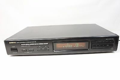 ONKYO  R1  T-404, AM/FM stereo, quartz synthesized tuner. (ref A122)