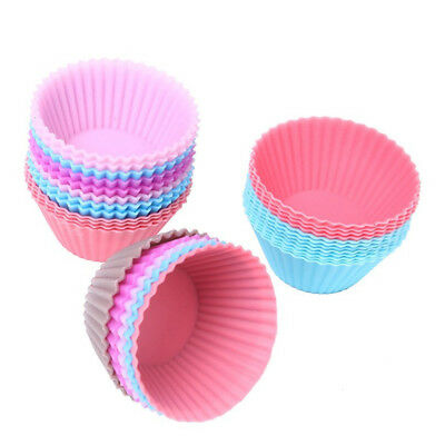 Mini 100pcs/set Paper Cupcake Baking Cups Mold  Muffin Cases Cake Decor Tool