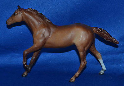Breyer~Paddock Pal~1984-88~Chestnut Thoroughbred Stallion