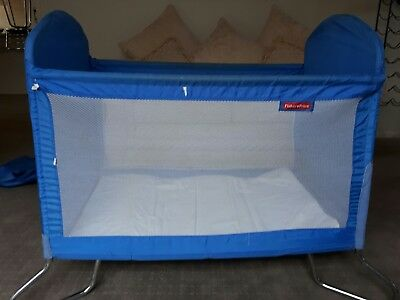 Fisher price cot