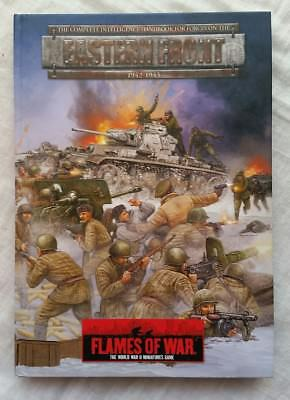 Flames of War Eastern Front 1942-1943 (Hardback, 2009)