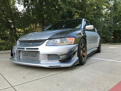2006 Mitsubishi Lancer Evolution SE Mitsubishi Evolution 9