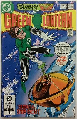 Green Lantern #153 (1982 DC) FN+ condition.