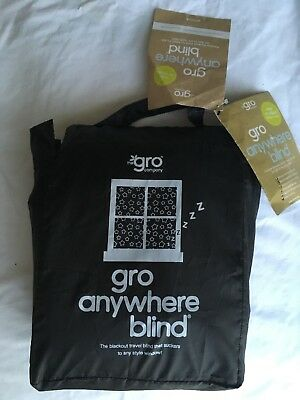 Gro Anywhere Blackout Blind. The Gro Company