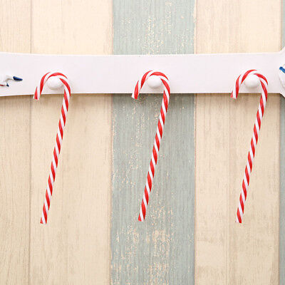 6x Christmas Candy Canes Peppermint Boxed Great Stocking Filler Tree Decoration