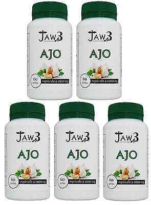 AIL 1000mg 300 Perles JAW3 Cardiovasculaire Contrôle Cholestérol