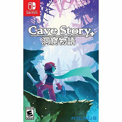 Nintendo Switch Game - Cave Story+  (US English Version)