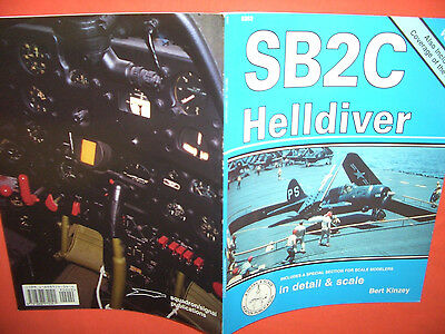 in detail & scale D&S Vol.52 8252, SB2C HELLDIVER