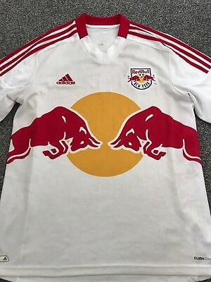 New York Red Bull Home Shirt 2012/13 Large Rare