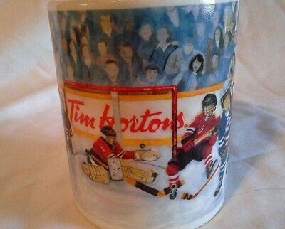 Tom Horton Series # 002 Winning Goal Hockey Mug 2002