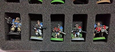 Ultramarines Space Marine scouts