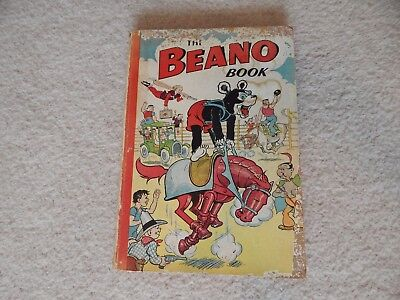 The BEANO Book (D C Thompson) or Annual. Very scarce Xmas issue from 1950 - 1951