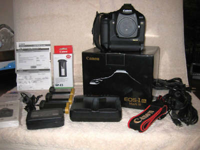 Canon EOS 1Ds Mark III Body Only 21.1 Megapixel