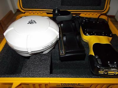 Trimble R8 model 3 GNSS device with TSC2 robotic