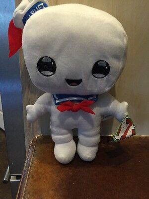 """New 2017 Ghost Busters Toy Factory Stay Puft 11.5"""" Plush"""
