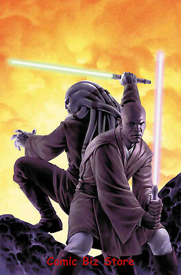 Star Wars Jedi Republic Mace Windu #2 (Of 5) (2017) 1St Print Bagged & Boarded