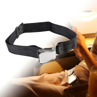 130cm Adjustable Airplane Airline Aircraft Seat Belt Extra Long Extender