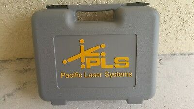 New PLS 5 CARRING CASE WITH TOOLS  BOX  LASER