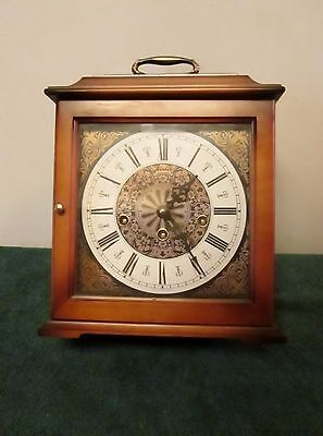 W. Haid Mantle Clock - Westminster Chimes