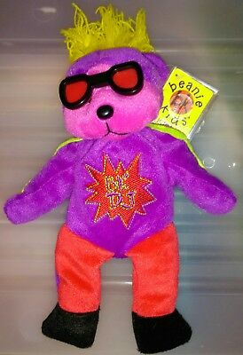 Beanie Kids, DJ the bear, With tag, like new