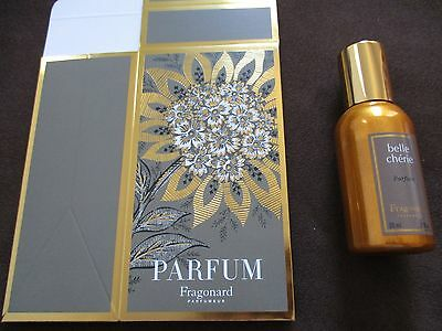 Fragonard  Extrait De Parfum 30 Ml  Perfume New Belle Cheriie High Quality