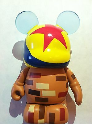 "Pixar 1 Luxo Ball CHASER Disney Vinylmation 3"" Figure"