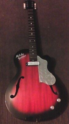 Guitare Vintage Melody Guitars - Archtop - 1960's - Potenza Picena Italy - Eko -