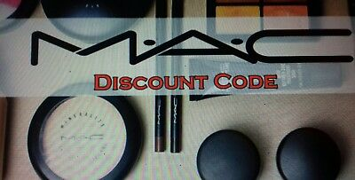 mac discount code for 15% off voucher may save £50 £60 gift card