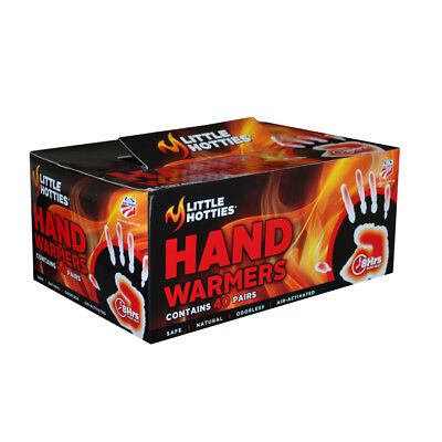 Little Hotties Hand  Warmers  Bulk Pack - 40 Pairs