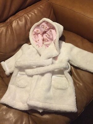 Girls Ted Baker 12-18 Months Dressing Gown