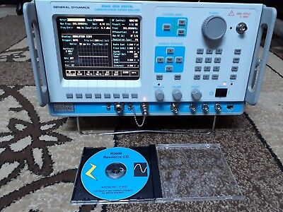 General Dynamics Motorola R2660D iDEN Digital Communications System Analyzer