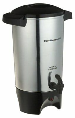 Hamilton Beach Restaurant Cafe Tea Espresso Bar Coffee Brewer Urn Container