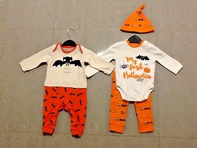 Baby Boys Girls Clothes unisex Halloween outfits 3-6 months