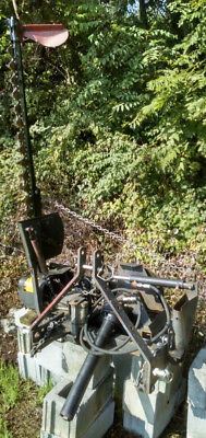 HABAN 440H SICKLE BAR MOWER 3-Pt with EXTRAS